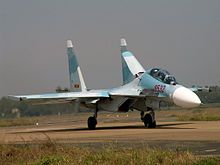Sukhoi Su-30MK2 of 935 Fighter - Vietnam People's Air Force