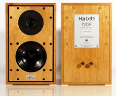 6moons audio reviews: Harbeth P3ES