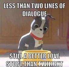 Yes. If you saw Big Hero 6, you'll understand. :) Loved it!! Both the short and the movie. :)