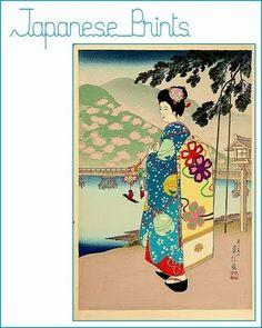 Art: Japanese Prints