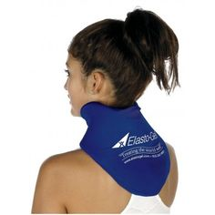 Elasto-Gel Cervical Collar Wrap gel pack is made to mold around the cervical neck to provide pain relief using hot or cold therapy. People with arthritis neck pain will find the gel wrap provides soothing pain relief. Gel wrap for arthritis neck pain. Chronic Migraines, Fibromyalgia, Migraine Headache, Chronic Illness, Chronic Pain, Tinnitus Symptoms, Arthritis Symptoms, Moist Heat, Neck Pain Relief