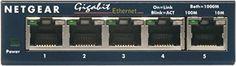 Netgear GS105NA Prosafe 5-Port Gigabit Switch  http://www.discountbazaaronline.com/2016/04/30/netgear-gs105na-prosafe-5-port-gigabit-switch/