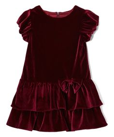 Baby Girl Frocks, Baby Girl Party Dresses, Frocks For Girls, Little Girl Dresses, Girls Dresses, Baby Frocks Designs, Kids Frocks Design, Simple Frock Design, Baby Girl Frock Design