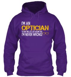 Limited Edition - Awesome Optician Tees!
