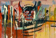 Jean-Michel Basquiat. 1982