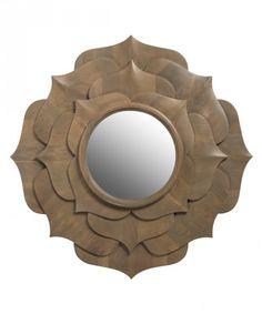 Lotus Mirror | Emporium Home | #LVMkt Summer 2014