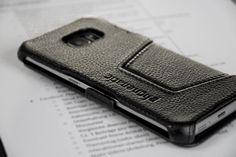 Echt-Lederhülle für das Samsung Galaxy, Apple iPhone uwm. von PhoneNatic.de