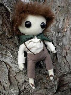 Frodo Doll