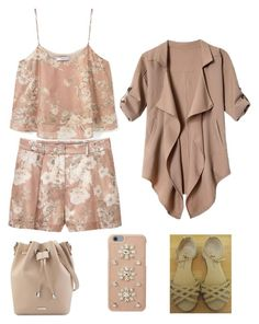 """""""cangrejeras"""" by mamen-serrano on Polyvore featuring MANGO and MICHAEL Michael Kors"""