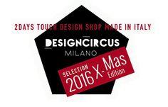 Voi essere uno dei 20 designer della X-Mas edition 2016? selection@designcircus.eu