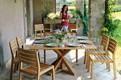 CRONOS włoskie meble ogrodowe ETHIMO