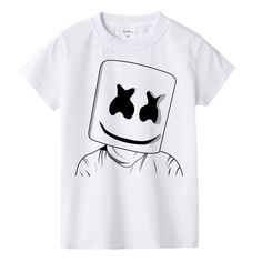 Clothes, Shoes & Accessories Analytical Kids Image Marshmello T Shirt Dj Mellow Dance House Music Tour Dotcom Edm 5-13 T-shirts, Tops & Shirts