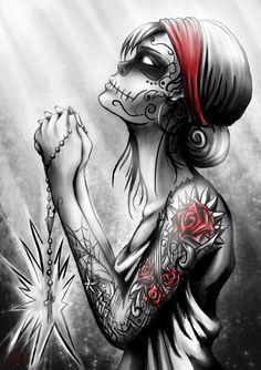 Belle Muerta by Patrike