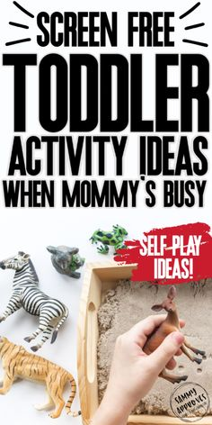 Easy outside the box toddler activities to help mom keep toddler busy and entertained through the day. Good Parenting, Parenting Hacks, Finger Painting For Toddlers, Colors For Toddlers, Building Self Esteem, The Wiggles, Educational Games For Kids, Positive Discipline, Go Outdoors