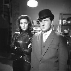 The Avengers - Mr. Steed and Mrs, Peel