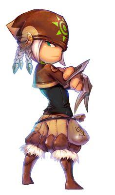 Dragonica chibi