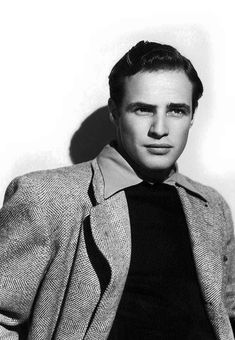 Classic Hollywood Central | Marlon Brando