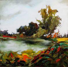 Shakespeare Pond, Late Summer by Shane Norrie, Stratford, Ontario www.shanenorrie.com