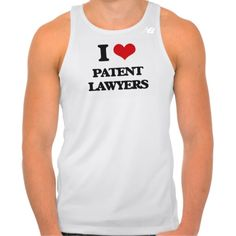 I love Patent Lawyers New Balance Running Tank Top Tank Tops