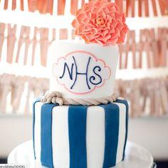 Love the nautical cake