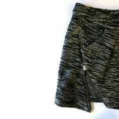 """LOWEST Isabel Marant Wool Origami Skirt Like new. Front pockets with functional zipper decor. Back zip closure. Wool/cotton blend. Waist is 14.5"""" long and length is 12.5"""". Size 1 in Marant sizing. Isabel Marant Skirts Mini"""