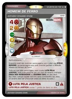 Fabian Balbinot - MagicJebb: Marvel Battle Scenes - Revelado o novo Homem de Fe...