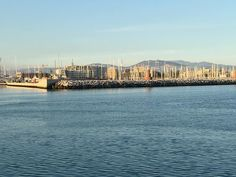 #rimini #sea #and #light #mountains #just #a #little #far #away by stevensantuz