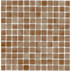 Elida Ceramica Recycled Moca Gl Mosaic Square Indoor Outdoor Wall Tile Common X Actual