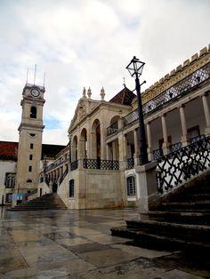Coimbra, Universidade, University, Centro de Portugal Region, Portugal