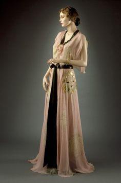 Dress Louiseboulanger, 1930
