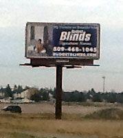 Budget Blinds Billboards, Round 2