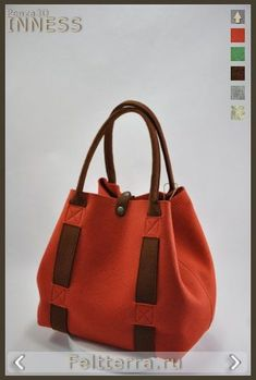 Shopper Elisabeth schwarz/oran