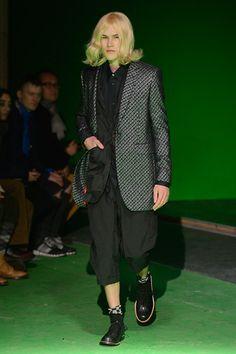 .Comme des Garcons fall 2013 mens fashion #commedesgarcons #ParisFashionweek