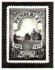 Pemberley stamp