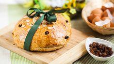 Velikonoce už klepou na dveře, atak je na čase pustit se do tradičních dobrot. Že je mazanec trochu nuda? Tak vyzkoušejte nekynutý astvarohem! Baked Potato, Muffin, Sweets, Bread, Meals, Baking, Breakfast, Ethnic Recipes, Food