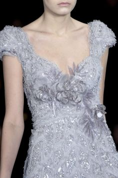 Anna Gushina, Elie Saab Couture S/S 2009