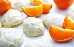 melt in your mouth orange cookies