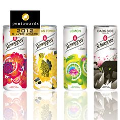 Silver Pentaward 2012 Beverages – Soft drinks, juices Brand: Schweppes Entrant: Fred Farid Paris Country: FRANCE www.fredfarid.com