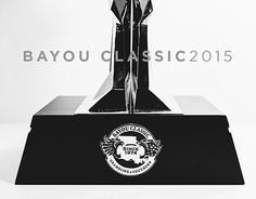 "Check out new work on my @Behance portfolio: ""Sculpture - Bayou Classic 2015"" http://be.net/gallery/33188109/Sculpture-Bayou-Classic-2015"