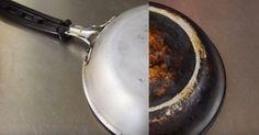 Orice gospodina a avut cel puţin o dată în viaţă parte de o experienţă culinară dezastruoasă în urma căreia şi mâncarea şi oală în care a fost gătită s-au ars. Sigur ți s-a întâmplat și ție să se mai ardă tigaia sau oala atunci când faci mâncare, iar timpul petrecut frecând la ea să iasă …