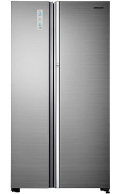 With its lavish LED lighting concept and perfected details, the new Gaggenau Vario cooling 400 Series offers all the benefits of modern storage technology. The Read Four Door Refrigerator, Retro Refrigerator, Retro Fridge, Samsung, Door Alarms, Lighting Concepts, Stainless Steel Doors, Fiat 500, Door Design