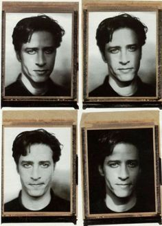 A young Jon Stewart? P: