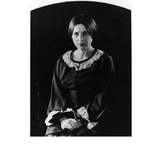 Eleanor Antin,  Myself - 1854, from The Angel of Mercy: The Nightingale Family Album, 1977