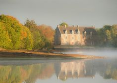 Chateau de Comper © CRTB