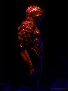 red by jameszapata.deviantart.com on @deviantART