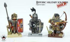 Lego Custom Minifigures, Cool Lego Creations, Custom Lego, Lego Technic, Legoland, Lego City, Dungeons And Dragons, Brick, Castle