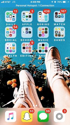 Application Telephone, Application Iphone, Iphone Hacks, Organize Apps On Iphone, Applis Photo, Iphone App Layout, Phone Organization, New Phones, Homescreen