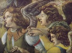 By Sandro Botticelli.  Repinned by www.mygrowingtraditions.com