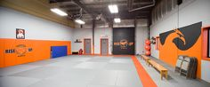Check out our modern, world-class martial arts facilities, including dedicated space for bjj, karate, and yoga. Our space is clean, safe, and spacious.