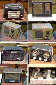 Radios antiguas, Sonia Carroza Antiguedades